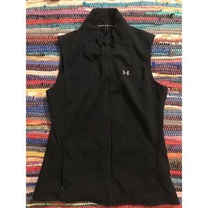 Light weight black under Armour vest